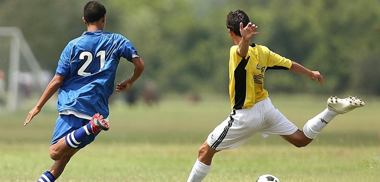 saltstick and soccer