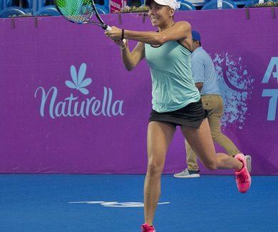 Giuliana Olmos tennis