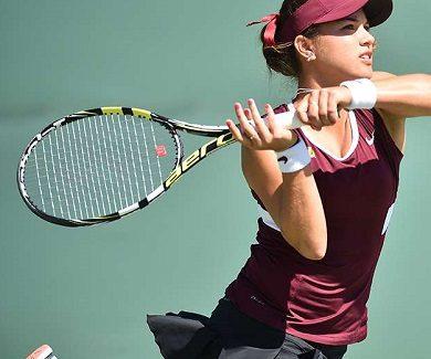 Desirae Krawczyk tennis
